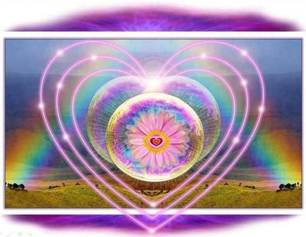 ПОСЫЛ ЛЮБВИ И СВЕТА ПЛОТНЫМ МИРАМ — Магниты Духа